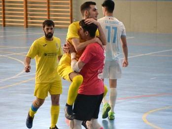 Nuevo triunfo de FS Pozo de Guadalajara ante Finetwork FS Illescas (3-6)