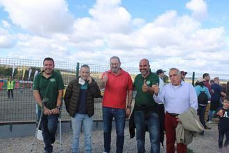 Gran éxito del I Autocross del nuevo circuito La Dehesa de Alcolea del Pinar