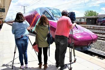 La estación de AVE Guadalajara-Yebes estrena el servicio AVLO con un tren por cada sentido y precios excesivos