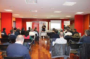 Ayla y Zebra muestran las novedades tecnológicas a los empresarios de la zona del Corredor del Henares