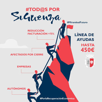 80 PYMES y autónomos de Sigüenza han solicitado las ayudas COVID municipales