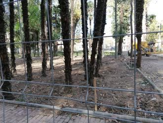 Ecologistas en Acción denuncia que el Ayuntamiento de Guadalajara ACABA con el único Parque de la ciudad MÁS NATURALIZADO, la La Plataforma por el Clima INDIGNADA con Alberto Rojo