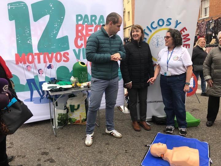 El Ayuntamiento de Guadalajara y Ecovidrio presentan el reto mensual que permitirá combinar reciclaje y solidaridad