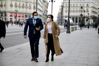 ÚLTIMA HORA : Isbel Ayuso convoca elecciones para el día 4 de mayo...para evitar una moción de censura en Madrid