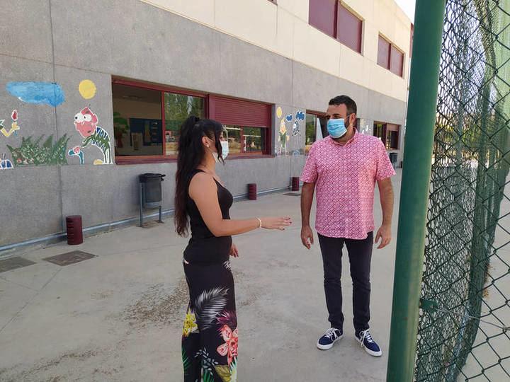 El Ayuntamiento de Azuqueca va a realizar mejoras en colegios y escuelas infantiles municipales este verano