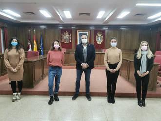 Dos jóvenes azudenses participan en un proyecto de voluntariado europeo en Turquía