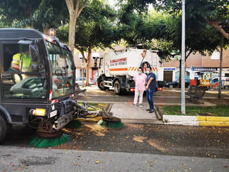 El Ayuntamiento de Azuqueca pone en marcha un Plan de Limpieza Especial por Barrios