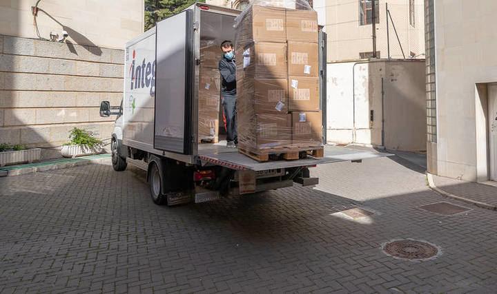 El Ayuntamiento de Azuqueca compra 150.000 mascarillas y entregará 10 en cada domicilio a partir de la semana que viene