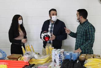 El Ayuntamiento de Azuqueca adquiere material deportivo por importe de casi 13.000 euros