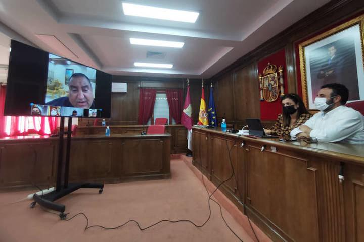 La Junta de Gobierno Local de Azuqueca aprueba la renovación del Memorando de Entendimiento con la ciudad jordana de Al-Ramtha