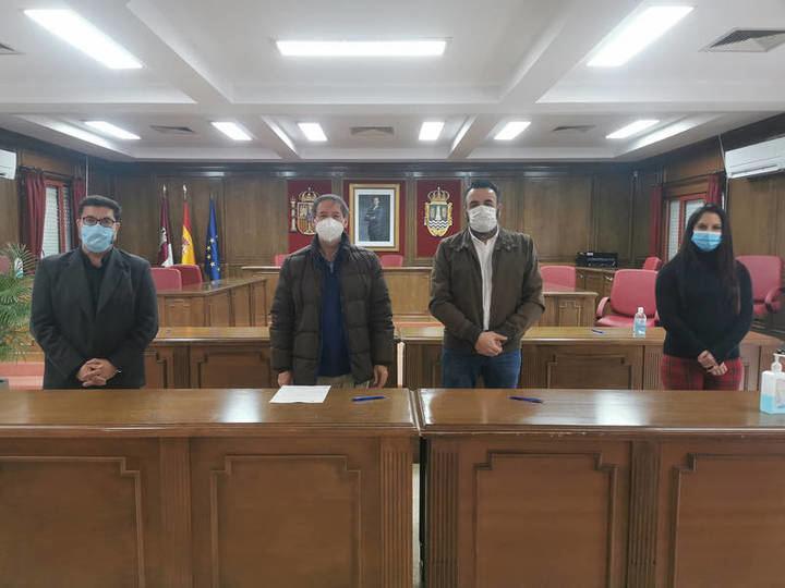 El Ayuntamiento de Azuqueca renueva su apoyo a Proyecto Hombre