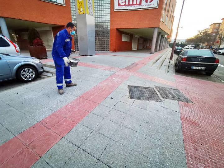 El Ayuntamiento de Azuqueca activa esta noche el dispositivo de emergencia del Plan de Nieve