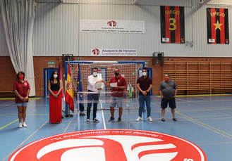 El Ayuntamiento renueva el convenio con la UD Azuqueca Fútbol Sala
