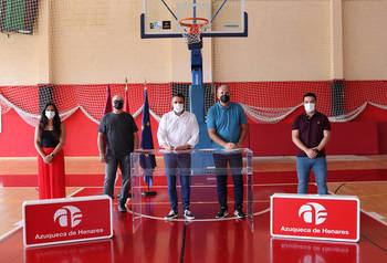 El Ayuntamiento y Baloncesto Azudense firman un convenio de colaboración