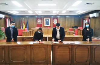 El Balonmano Azuqueca recibe 35.000 euros del Ayuntamiento