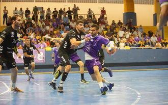 El BM Guadalajara empata en el último momento en un partido que dominó desde el inicio