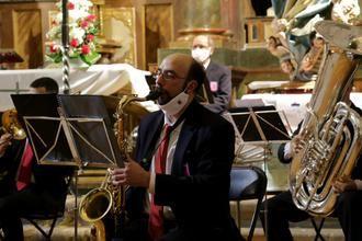 La Banda de Música y la cultura continúan su actividad en Sigüenza, pese a la pandemia