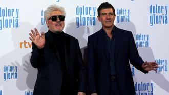 'Dolor y Gloria' y 'Mientras dure la guerra' acaparan las nominaciones a los Goya