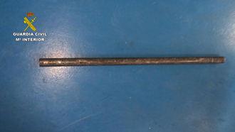 La Guardia Civil detiene a dos personas por un robo con violencia e intimidación (con una barra de hierro) en un taller de Miguelturra