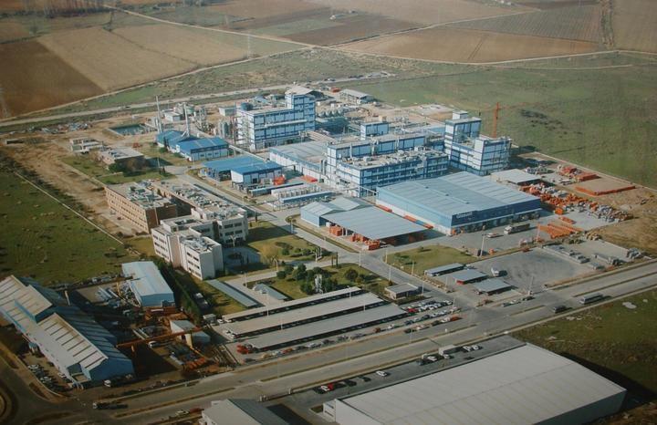 BASF presenta un ERTE en su planta de Marchamalo para su negocio de pinturas para la automoción