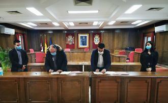 El Ayuntamiento subvenciona al Basket Azuqueca con 65.000 euros, un 30 por ciento más que en 2019