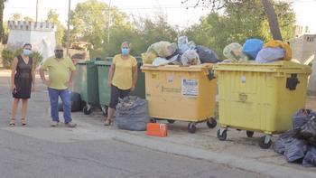 VOX denuncia la inacción del gobierno de Torrejón del Rey en la recogida de basuras en sus urbanizaciones