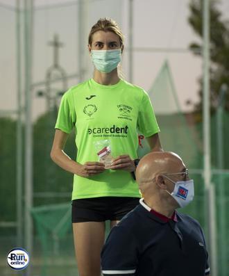 Bayo se corona campeona de Castilla La Mancha de 1.500ml y Hassaous destroza su marca personal