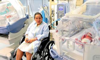 Los primeros bebés nacidos en 2020 en Guadalajara son gemelos y se llaman Yeiko y Ainhoa