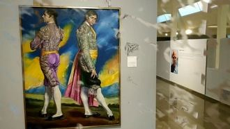 Exposición de dibujos del pintor albaceteño Benjamín Palencia en el 40 aniversario de su muerte