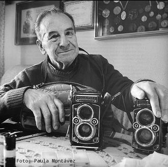 Emotivas palabras de la Agrupación Fotográfica de Guadalajara por la muerte de Santiago Bernal