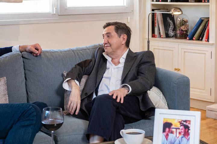 Jiménez Losantos confiesa a Bertín Osborne las veces que burló a la muerte