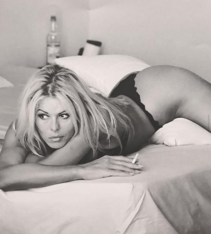 SEMANA Bibiana Fernández incendia las redes con su imagen más sexy