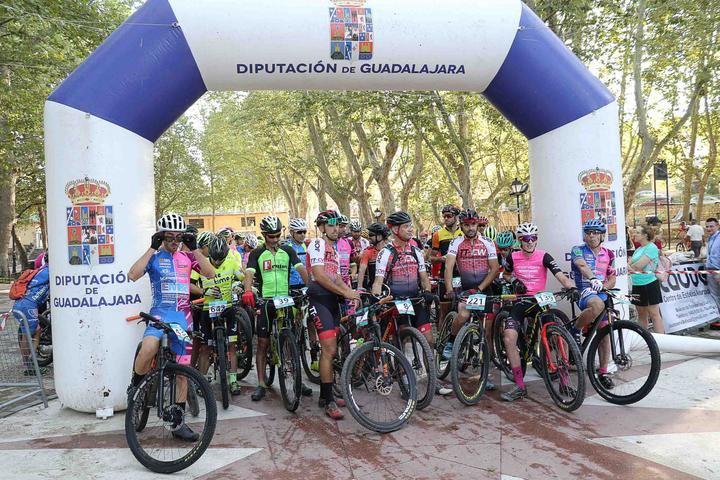 El 15 de marzo, comienza el IX Circuito MTB de Guadalajara