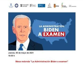 La Cátedra Manu Leguineche examina los primeros 100 días de la administración Biden