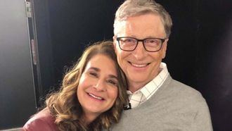 Bill Gates y Melinda anuncian su separación : divorcio millonario a la vista