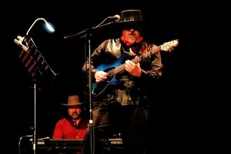 Vibrante concierto de country con