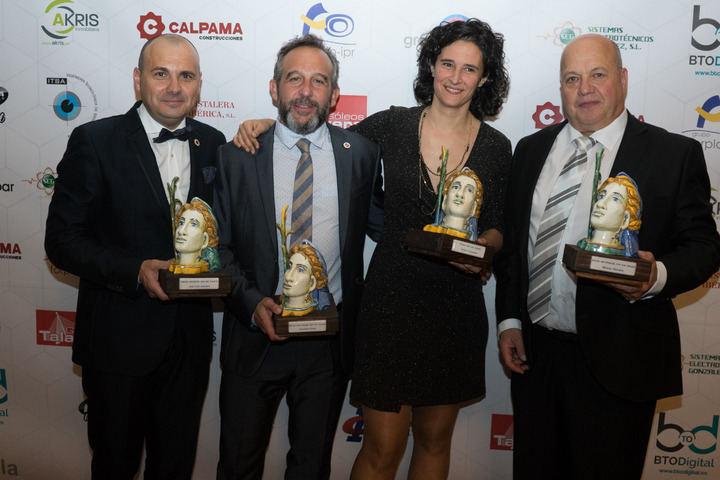 Gran éxito de la primera Gala Givers Gain BNI Toledo