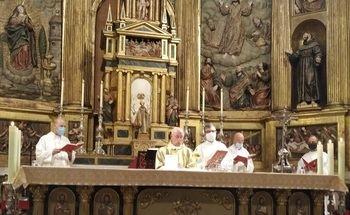 Monseñor Atilano Rodríguez Martínez, obispo diocesano de Sigüenza-Guadalajara, cumple 74 años el domingo 25 de octubre