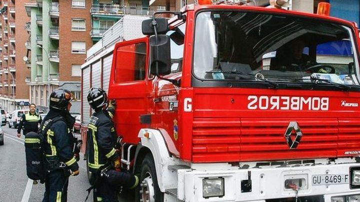 Una avería eléctrica provoca una explosión y...un gran susto en la calle Mayor de Guadalajara