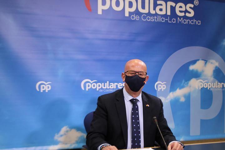El PP solicita a Page que retrase el toque de queda hasta las 23,00 horas para reactivar la actividad económica de la Hostelería, la Cultura y el Deporte