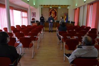 Dos personas trabajarán en las Brigadas Municipales de Yunquera de Henares durante seis meses gracias al 'Programa Garantía +52'