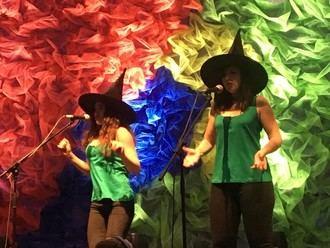 Presentaciones navideñas del cuento de la Bruja Piruja en Marchamalo, Guadalajara y Toledo