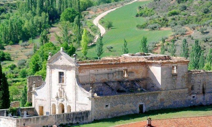 Una exposición abre el convento de las Carmelitas de Budia por primera vez en 160 años