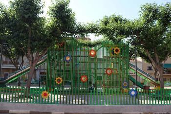 El bulevar de Las Acacias de Azuqueca contará con fuentes transitables y un juego infantil vanguardista