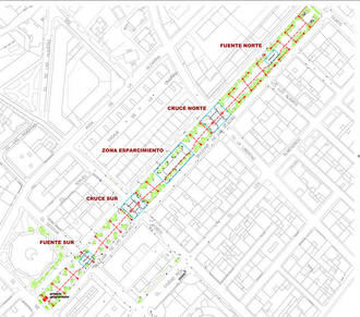 El Ayuntamiento de Azuqueca licita la obra de remodelación del Bulevar de las Acacias, que tendrá financiación FEDER