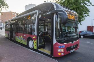 A partir de este lunes deja de funcionar el Servicio de Transporte Urbano de Viajeros de Azuqueca