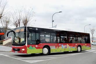 El servicio de autobús urbano de Azuqueca sumó 154.000 usuarios en el año 2020