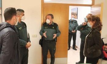El Ayuntamiento logra el regreso de un puesto de la Guardia Civil a Cabanillas, casi 100 años después de su salida