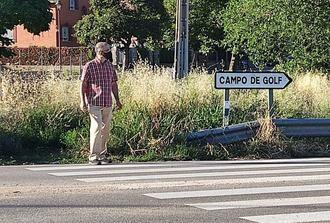 VOX pide pasos de cebra más seguros y mayor transparencia en Cabanillas del Campo