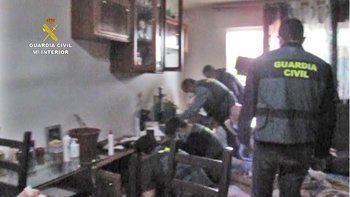 """Cae, dentro de la operación """"Cafelitos"""", una banda de 19 miembros que repartía droga en Guadalajara...¡en patinete!"""